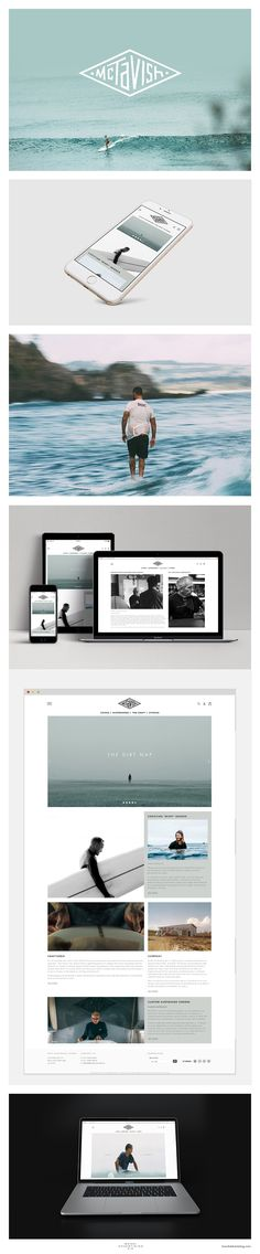 We were recently commissioned to craft the new digital platform for the globally respected, legendary Australian shaper that is Bob McTavish. Balancing legacy and history with progress and modernity was the challenge for our team of ocean-loving, surf mad creatives and developers. We are humbled but kind of proud to have delivered a new e-comm enabled website full of integrity but still fully-featured to cut-through in today's digitally-driven environment. https://www.mctavish.com.au/.