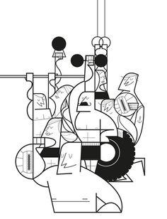 CROSSFIT Castelfranco | Illustrator: Ale Giorgini