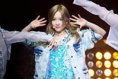 [직찍] 160807 TAEYEON, Butterfly Kiss 태연