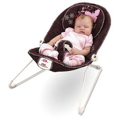 Fisher-Price - Mocha Butterfly Bouncer