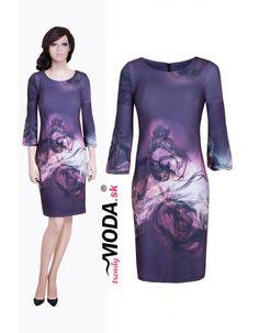 Elegantné šaty FS34