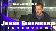 Now You See Me 2 Interviews