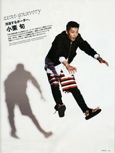 Oguri Shun | おぐり しゅん | D.O.B 26/12/1982 (Capricorn)