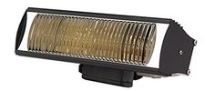 Solaira Cosy SCOSYAW15240B 1500W/240V Outdoor Commercial/Residential Heater, Black