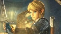 Link - Hyrule Warriors, Wii U