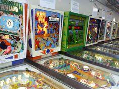 Seattle Pinball Museum in Seattle, WA