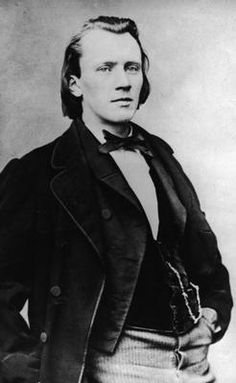 We've had Johannes Brahms on here before, but we really can't stress the the hotness of this Romantic composer. Did we mention that he played piano in brothels to make ends meet? Submitted by Carl Rhodes