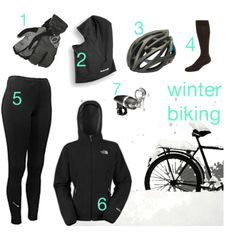 tips for winter biking