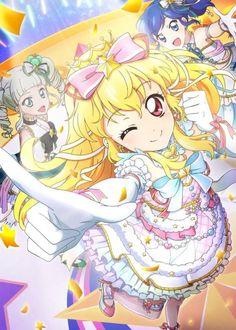 Read hoshimiya from the story album anime by (mai phương aikatsu) with 608 reads. Anime Halloween, Chibi, Hokusai, Anime Stars, Pisces Love, Kirara, Image Manga, Cartoon People, Cocoppa Play