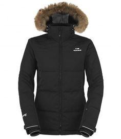 Eider - crans montana jkt w jacket Winter Maxi 4f2cadb5f