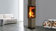 Max Blank - Kaminöfen: Intro Stove Fireplace, Frankfurt, Foyer, Home Appliances, Wood Burning, Fireplaces, Stove, Fire Places, Lounges