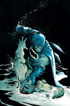 Rafael Albuquerque - The Dark Knight III