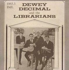 Soy Bibliotecario: Dewey Decimal and The Librarians genial!