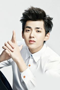 """[HQ] Wu Yi Fan for Beijing Youth Weekly 1334x2000"""