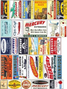 Signs and Graphics for your Model Railroad Ho Scale Buildings, Vintage Tins, Retro Vintage, Train Pictures, Retro Logos, Model Train Layouts, Old Signs, Free Sign, Advertising Signs