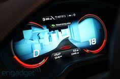 Audi shows off 'Piloted Driving' video. Time for a new car!