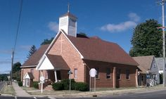 Ferry Wesleyan Church- Shelby