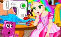 Princess Juliet: Frozen Castle - Juega a juegos en línea gratis en Juegos.com