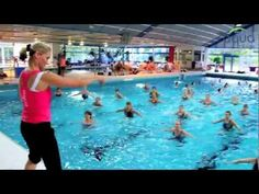 International Aquafitness Weekend 2012 - YouTube