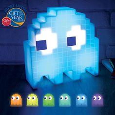 Pac-Man Ghost Light