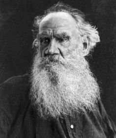 Tolstoy-- Brilliant writer of War and Peace and Anna Karenina