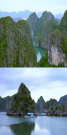 Halong Bay : Cat Ba Island, Vietnam (VIDEO) #Travel #Nature #Beautiful