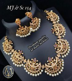 Buy Premium Quality AD White Stone Mate Finish Necklace from our online store ShopnSafe.com with Best Price. Let you neck sparkle with our amazing selection of beautiful necklace.  Our wide range of necklace collections comes in different fancy styles Gold Plated, Silver Plated ladies Necklace and more.
