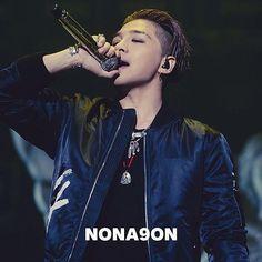 Their collaboration eith YG brand NONA9ON