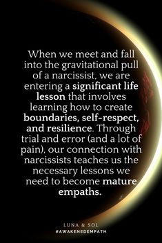 "The empath and narcissist connection. >>This quote is from the book ""Awakened Empath"" Narcissistic People, Narcissistic Behavior, Narcissistic Sociopath, Narcissistic Personality Disorder, Narcissist And Empath, Narcissist Quotes, Empath Traits, Intuitive Empath, Psychic Empath"