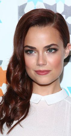 Rebecca Rittenhouse, Actress: Red Band Society. Rebecca Rittenhouse is an actress, known for Red Band Society (2014), Philadelphia, Ti Amo (2011) and Blood & Oil (2015).