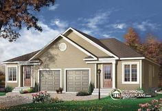 House plan W6014A by drummondhouseplans.com