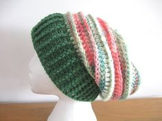 Meladoras Creations | Riptide Slouch Hat – Free Crochet Pattern