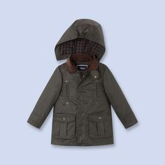 Great styling on this boys' jacket, now on sale.