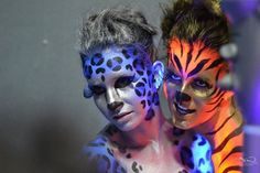 Jet set Caffee bodypainting Party | Flickr - Photo Sharing!