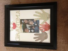 Mother's Day craft complete :)