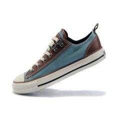 7c22dac7a63 The cheapest Converse Chuck Taylor All Star Limited Edition D-Ring Natural  Faint Ox Low Top Canvas Blue