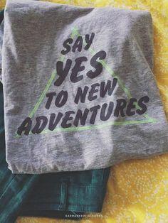 Wonderful tee shirt for any modern traveler