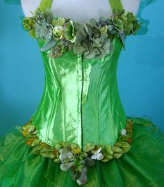 Fairy Costume The Woodland Meadow Faerie adult di FairyNanaLand