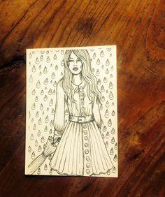 Female, Cover, Books, Handmade, Art, Art Background, Libros, Hand Made, Book