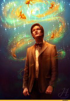 Doctor Who,Доктор кто,фэндомы,DW Art,11 доктор,Одиннадцатый доктор,красивые картинки