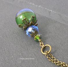 Kette Hohlperle von Happy-about- Pearls auf DaWanda.com