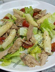 Pasta Recipes, Cobb Salad, Salads, Veggies, Lunch, Beef, Healthy Recipes, Food, Diabetes