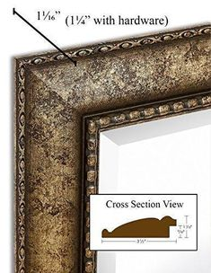 Family Deals NEW Large Embellished Transitional Rectangle Wall Mirror Round Wall Mirror, Framed Mirror Wall, Mirror Gallery Wall, Lighted Wall Mirror, Mirror Design Wall, Mirror Wall Living Room, Wall Mirrors Set, Mirror Wall