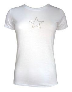 Viskoseshirt mit goldenen Stern  http://www.redsilent.de/product_info.php/info/p95_viskose-t-shirt--the-golden-star-.html