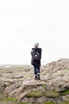 Summer outfit in Iceland http://hejdoll.com/summer-in-iceland-outfit/?utm_campaign=coschedule&utm_source=pinterest&utm_medium=Jessica%20Doll&utm_content=Summer%20in%20Iceland