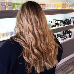 Blonde Balayage by Lauren Treat | @laurentreatshair