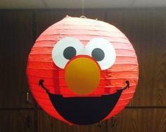 Sesame Street Elmo Lantern, Sesame Street Birthday, Party Lantern, Cookie Monster, Grover, Elmo, Party Decorations - Edit Listing - Etsy