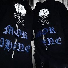 """Cures till addict (@morph8ne_official) on Instagram: """"double〰🔹MORTICIAN🔹@reikiddo"""""""
