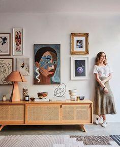 The Fabulous Sydney Home of A Photographic Interior Stylist, mitt skandinaviske hjem: The Fabulous Sydney Home of A Photographic Interior Stylist...,  #Fabulous #Home #interiør