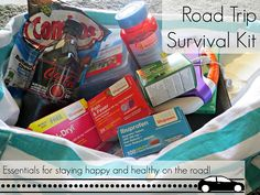 Road Trip Survival Kit: Relieving Pain and Allergy Issues on the Road #WellAtWalgreens #shop #cbias